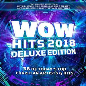 Wow-Hits-2018-2CD-Deluxe-Edition-39-trks-Christian-Artists-Brand-New-amp-Sealed