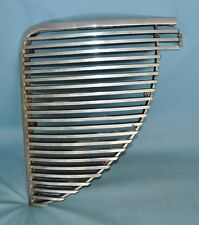 1938 Desoto Left Drivers Drivers Side Grille Section