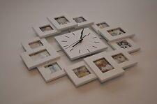 Multi-Photo Wall Clock - Boyfriend/Girlfriend Birthday 18st 21st Wedding Gift