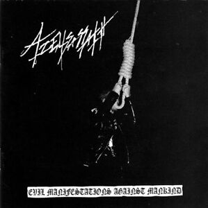 Azelisassath-Evil-Manifestations-Against-Mankind-CD
