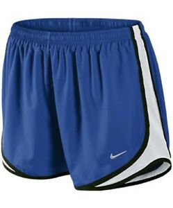 0b1615b78845 NIKE Women s Tempo Short GAME ROYAL WHITE BLACK Small 886916191816 ...