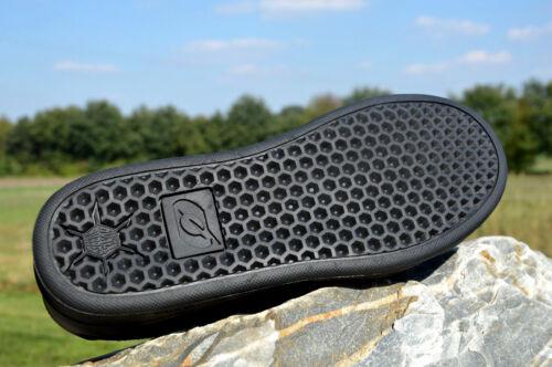 black guter Grip//Traktion Wabensohle Oneal Pinned Flatpedal Schuh schwarz