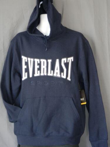 NEW Everlast Sports Hooded Sweatshirt MMA Pullover Hoodie Top Men/'s Sizes M L
