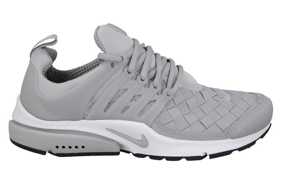 Nike air presto se aus der 12 laufschuhe wolf grau - 848186 002