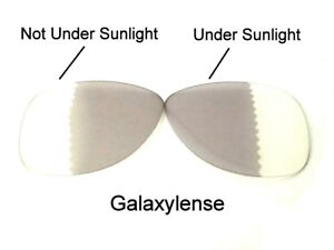 20277afac587c Image is loading Galaxy-Replacement-Lenses-Ray-Ban-RB3025-Aviator -Photochromic-