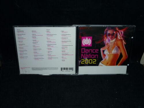 1 of 1 - DANCE NATION 2002 (2-DISC) (CD, 37 TRACKS, 2002)