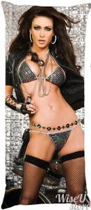 Megan Fox Dakimakura Full Body Pillow cover case Pillowcase Hot
