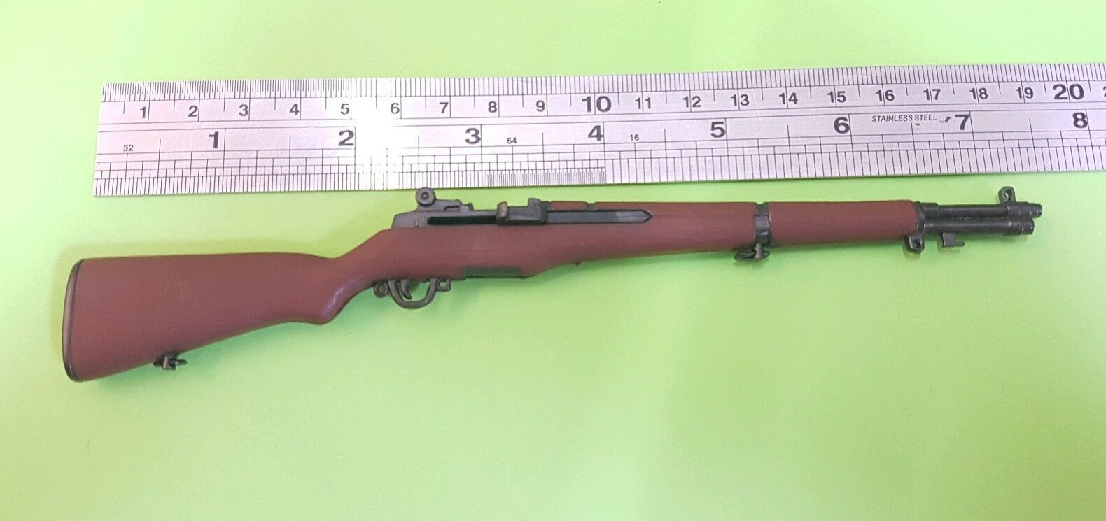 1 6 scale WWII and Vietnam War U.S ARMY M-1 Rifle weapon gun  for 12 inch figure