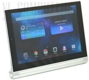 Lenovo-Yoga-Tablet-2-10-Platinum-1050f-16GB-WiFi-10-1-034-Touch-Android-Quad-Core