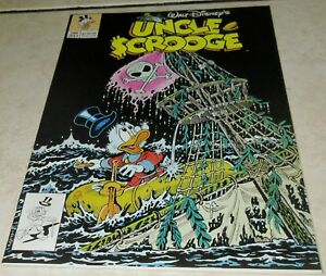 Rosa cover! North of the Yukon Walt Disney/'s Uncle Scrooge 278, NM 9.4 1993