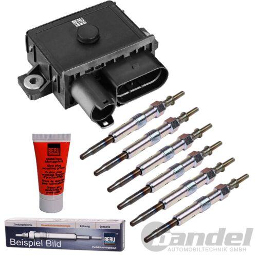 unidad de control glühzeit grasa bmw 3er e46 e90 5er e60 e61 x3 e83 6 xberu doble función