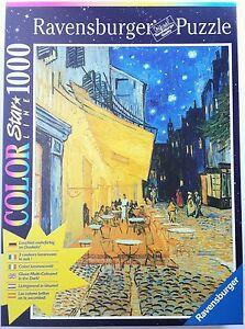 Details About Puzzle Color 50x70cm Vincent Van Gogh Terrace Coffee Night Star Line 1888 Show Original Title