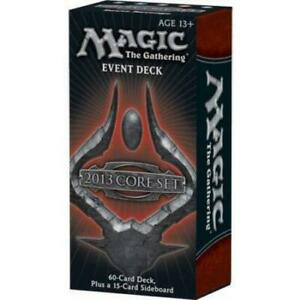 Magic-The-Gathering-MTG-2013-Core-Event-Deck-Free-Ship