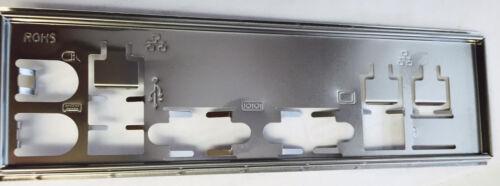 X8SIA X9SCM X8DTL-I Supermicro IO Shield for X8SIL X8DTH X9SCL X9SCA