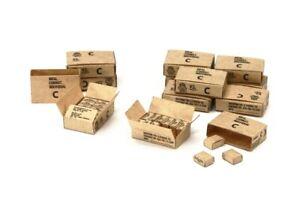 US Cartón Boxes Cajas Cartón Mci Vietnam Accesorios Diorama 1 :3 5 Modelo Kit