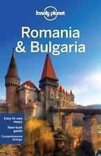 Lonely Planet Romania & Bulgaria (Travel Guide)-ExLibrary