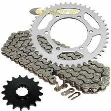 Drive Chain & Sprockets Kit Fits YAMAHA R1 YZF-R1 2004 2005 2006 2007 2008