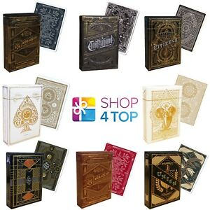 THEORY-11-LUXURY-PLAYING-CARDS-DECK-MAGIC-TRICKS-SEALED-MADE-IN-USA-NEW