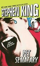 Pet Sematary by Stephen King (2002, Paperback, Reprint)