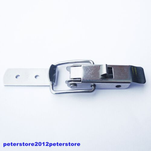 Caps LOCK RELEASE BOXES Clasp Stainless Steel 60mm Length