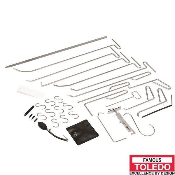 TOLEDO Paintless Dent Removal Kit 313065