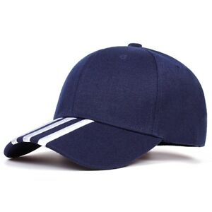 Baseball Cap Men/Women stripes Sunshade Adjustable Outdoor Travel Casual Hat