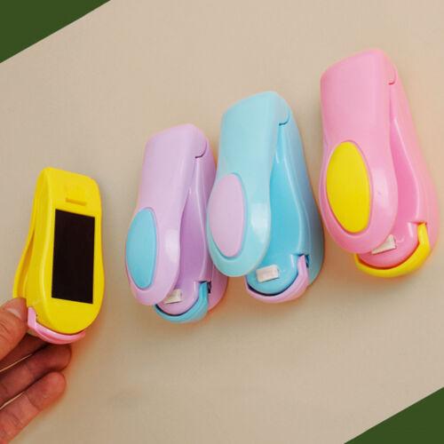Mini Portable Heat Sealing Machine Plastikbeutel Impulse Sealer Handheld-ToAB