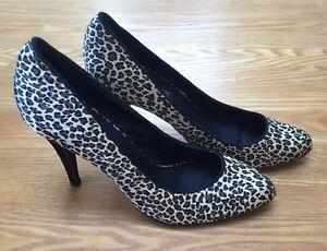 Jane Norman High heel leopard / animal