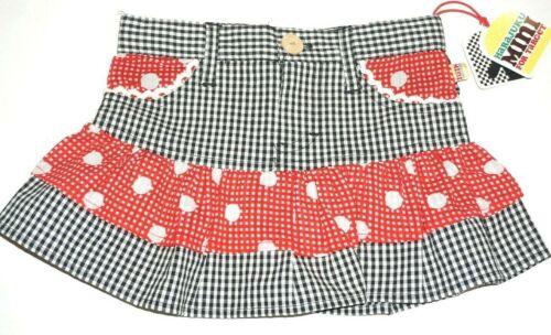 New Harajuku  Mini Toddler Girls/' Full Tutu /& Polka Dot Skirt w// short 2T 3T 5T