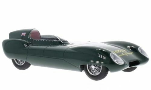 Lotus Xi Climax Country Spider N 0 Auto Record Monza Rhd 1956 BoS 1 18 BOS152