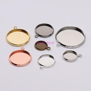 20pcs-Blank-Round-Cabochon-Base-Tray-Bezels-Blank-Setting-For-DIY-Making-Pendant