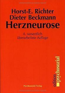 Herzneurose von Horst-Eberhard Richter, Dieter Beckmann | Buch | Zustand gut