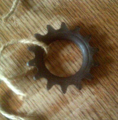 14 /& 15 TOOTH  FIXED COGS PISTA 13 NEW OLD STOCK 12 SPROCKETS TRACK