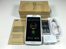 New Samsung SM-G900T Galaxy S5 Shimmery White 16GB WiFi T-Mobile Unlocked GSM
