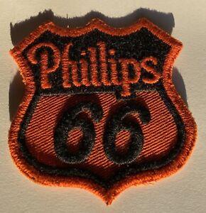 Original 1950's Phillips 66 Gas Gasoline Oil Service Station Uniform Patch