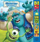 Monsters University Play a Sound Book by Phoenix International, Inc (Hardback, 2013)