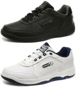 a110d4fb6351 New Gola Belmont WF Mens Wide Fit Trainers ALL SIZES AND COLOURS