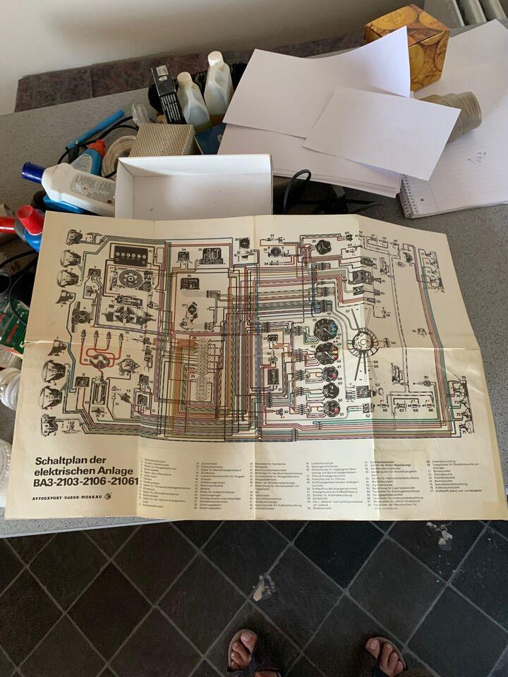 Lada 1975-1980, Wie Helfe ich mor selbst