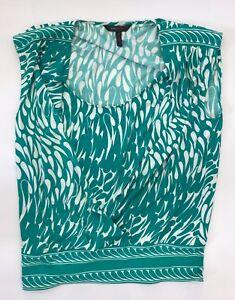 BCBG-Maxazria-Women-039-s-Sleeveless-Top-Blouse-Shirt-Small-EUC