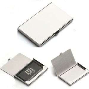 Business-Name-Credit-ID-Card-Thickness-Pocket-Box-Case-Aluminum-Alloy-Holder-Box