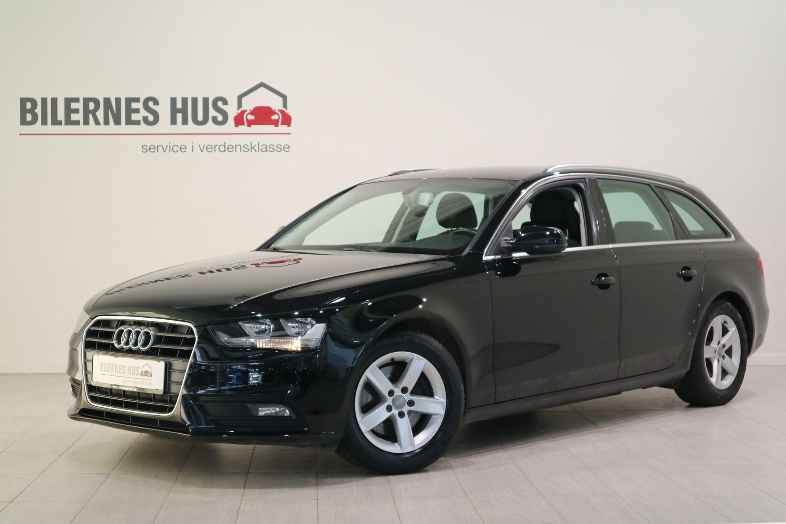 Audi A4 Billede 2