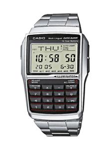 Montre Homme Casio Collection DBC 32D 1AES databank avec  u08xq