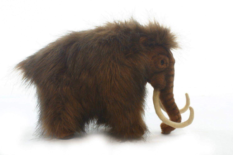 Mammut 32 cm Kuscheltier Stofftier Plüschtier Hansa Toy 4660