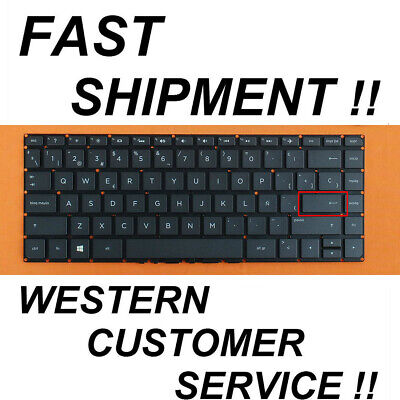 NEW Keyboard for HP Pavilion x360 13-u104la 13-u105la 13-u106la Spanish Latin