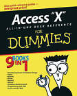 Access 2003 All-in-One Desk Reference For Dummies by Alison Barrows, Alan Simpson, Margaret Levine Young (Paperback, 2003)