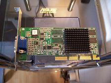 PNY NVIDIA GeFORCE 6200 - 256MB - AGP - G606200ABE - GRAFIKKARTE