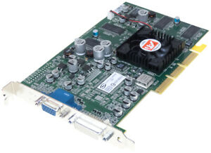 Dell Ati R200 Firegl 04Y905 AGP 64MB DDR 109-85700-00