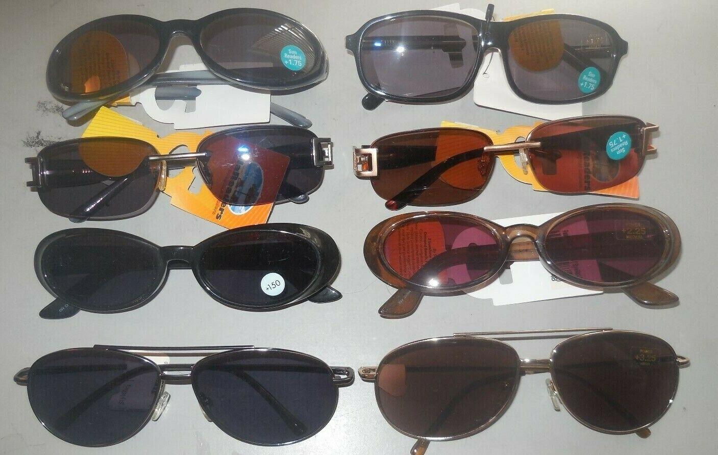 1 Sunglasses SunReaders Style Science / Personal Optics SolaReaders Sun Readers