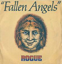 DISCO 45 GIRI  Rogue  - Fallen Angel // We could use a little rain