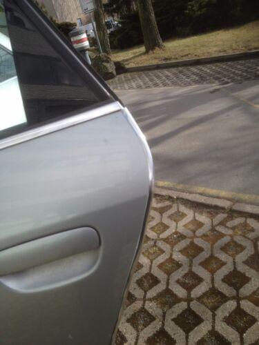 Chrome türkanten protection protection de bord avec 3 m Colle 2 Pièces Toyota Prius 100 cm